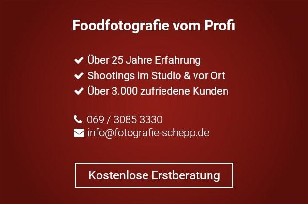 Foodfotografie Frankfurt