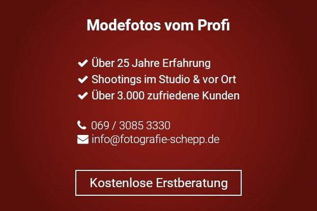 Modefotografie Frankfurt